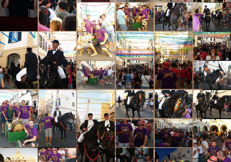 FOTOGALERÍA FESTES DE LA MARE DE DÉU DE GRÀCIA 2009