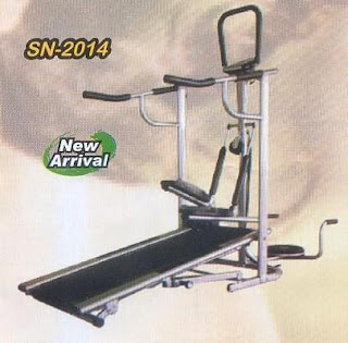 treadmill manual murah