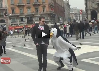 Pinguino Pino della Vodafone Denunciato: Spot ingannevole e clienti infuriati. (Video)