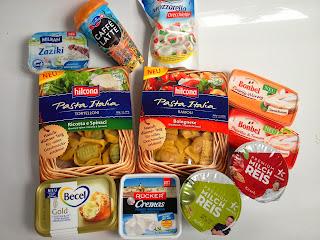 Überraschung, Box, gekühlte Produkte