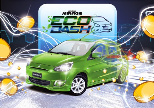 Mirage Eco Dash Game App