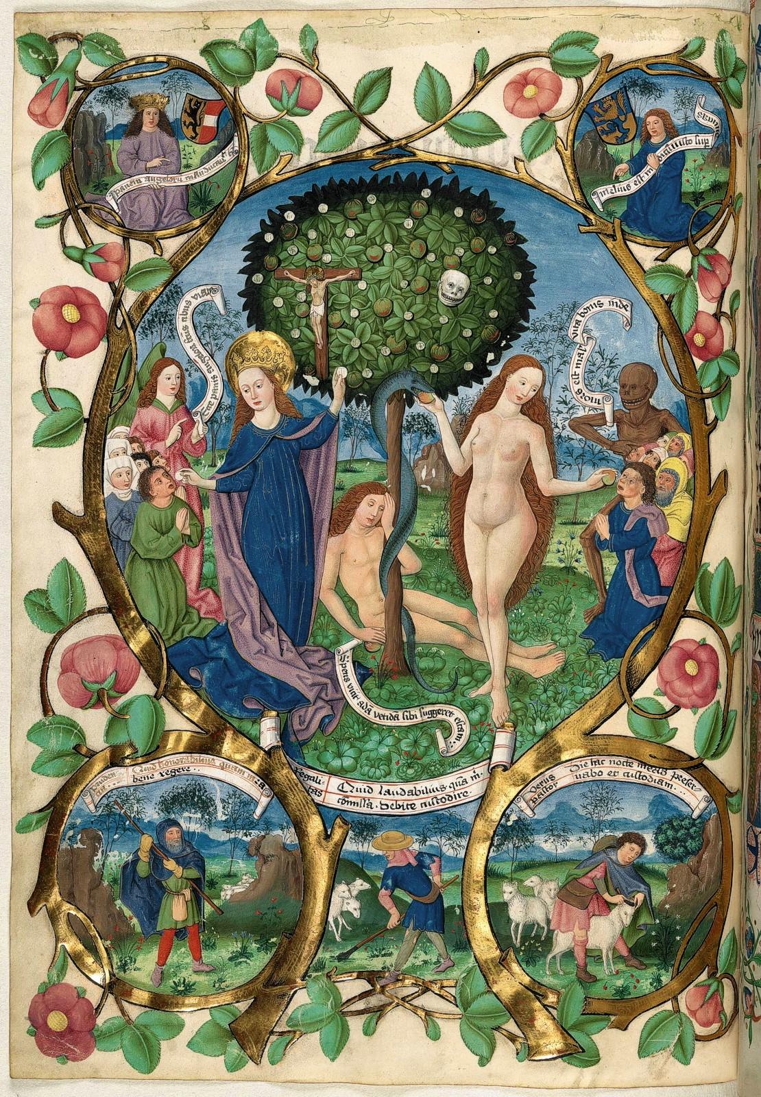 Mary Eve Tree Life Death