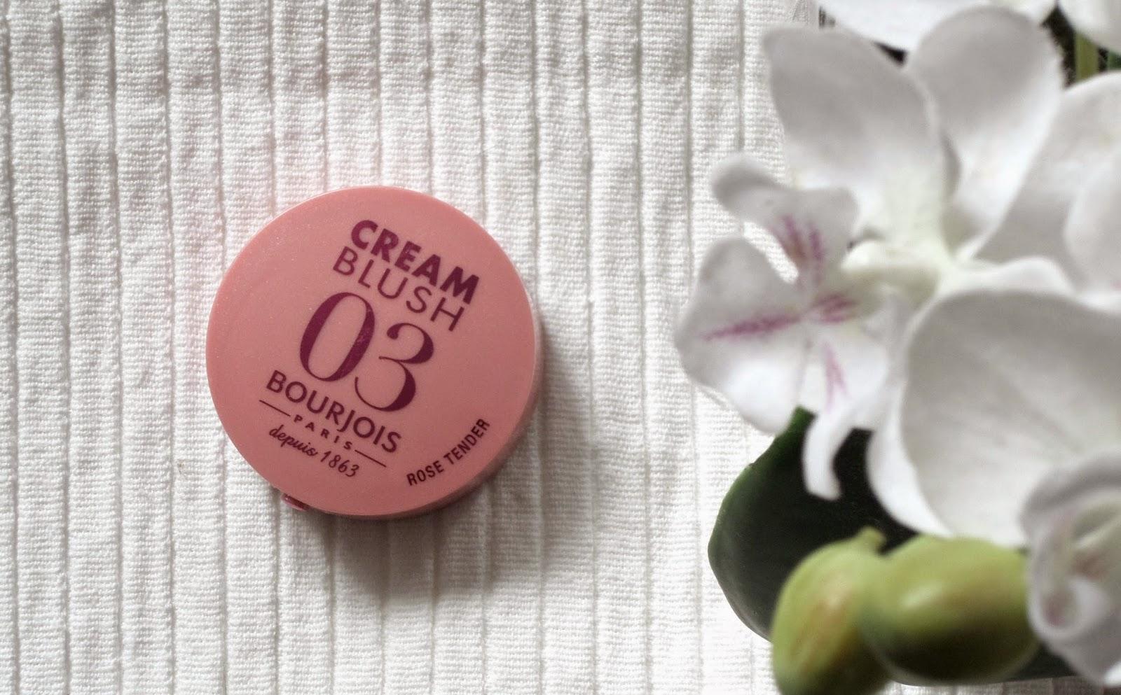 Review || Bourjois Cream Blush
