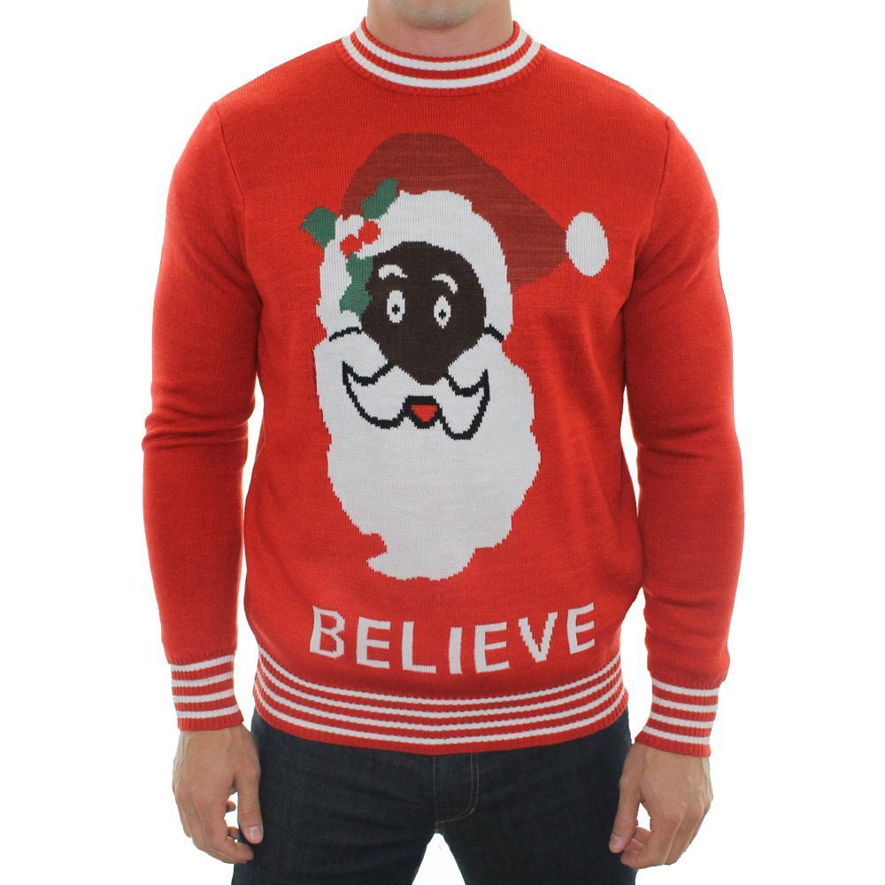 Stop and laugh: Funny Christmas sweaters