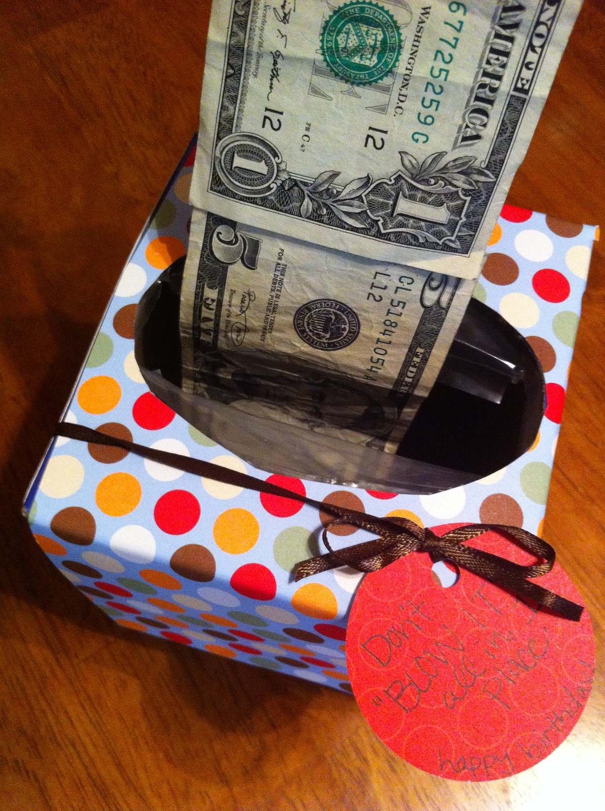 Gifts For An 18 Year Old Boy The B Day Girl Money Tissue Box Tutorial