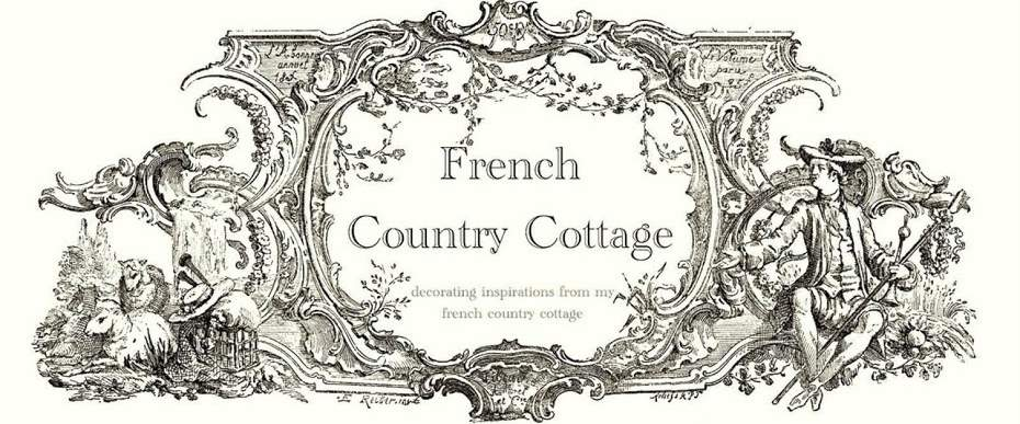friday favorite french country cottage blog - Cottage Decorating Blogs