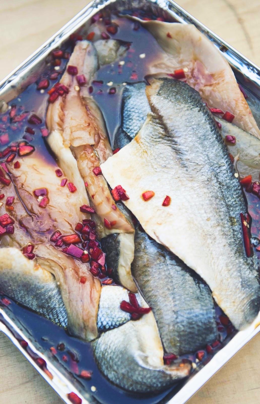 Fish option at the #asdaMEATup