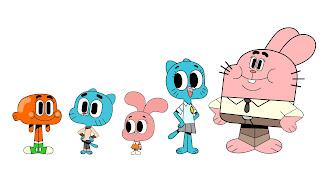 Juego de el Increíble Mundo de Gumball de Cartoon Network