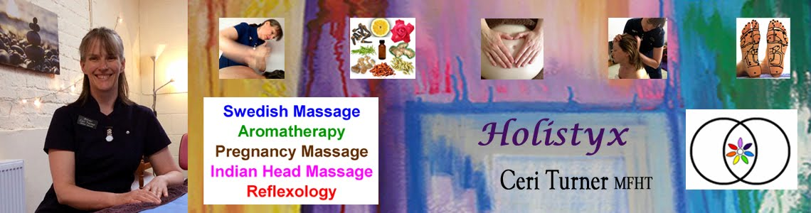 Holistyx - Massage, Aromatherapy & Reflexology in Lancaster