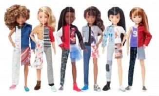 VIDEO FĂRĂ CUVINTE: Compania care produce păpușile Barbie a lansat păpușa de GEN NEUTRU