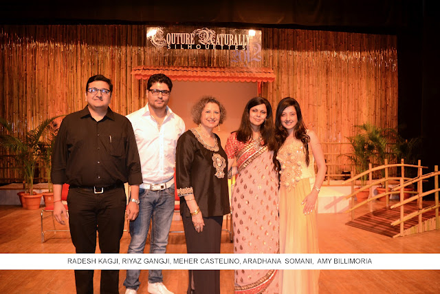 Grand Showcase of Indian Fashion at Silhouette 2012 : Press Release & Images