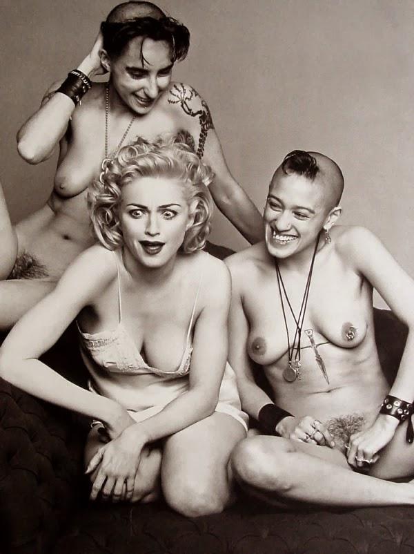 Libro de Madonna Sex sin censura