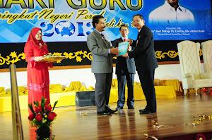 Anugerah Pingat Penghormatan Guru Negeri Perak 2013