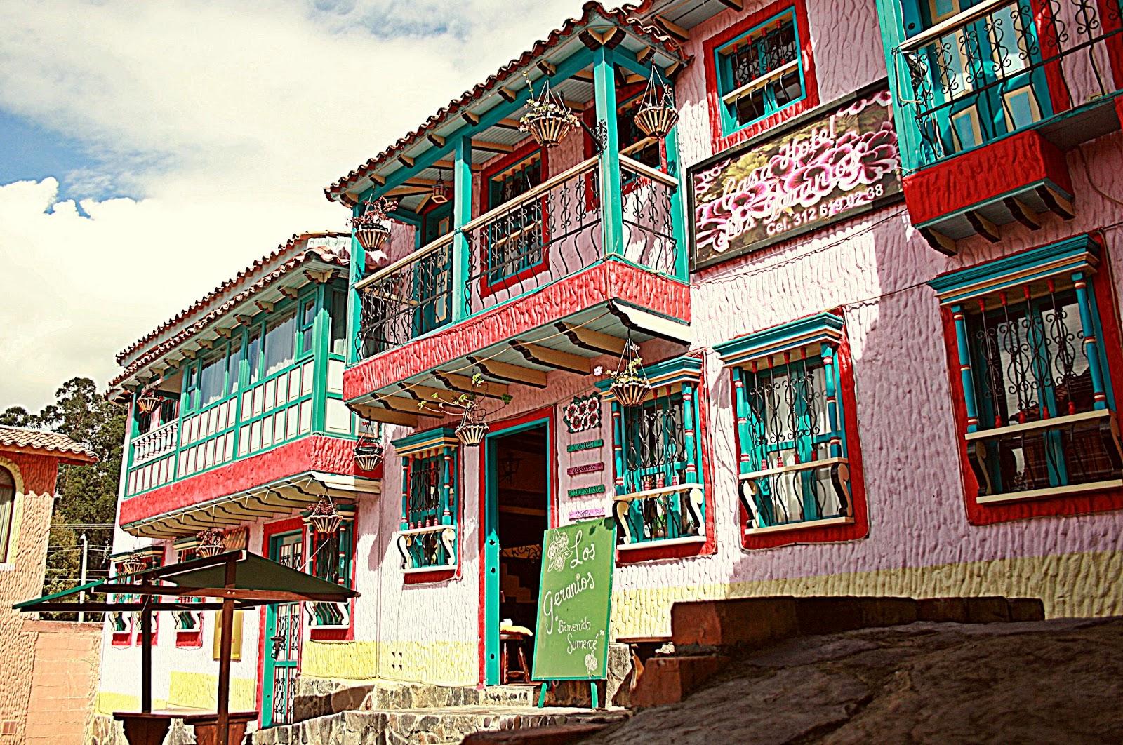 Hoteles Pueblito Boyacense Duitama # Muebles Duitama