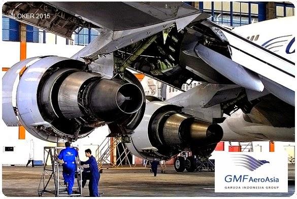 peluang kerja GMF Aeroasia, Loker terbaru GMF, Info kerja garuda