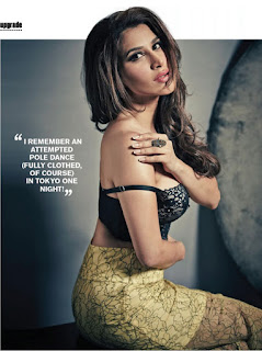 Sophie Choudry Picture Shoot for FHM 04