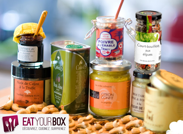 Jeu Eat Your Box et Mademoiselle Bons Plans: 1 Eat-Box à gagner
