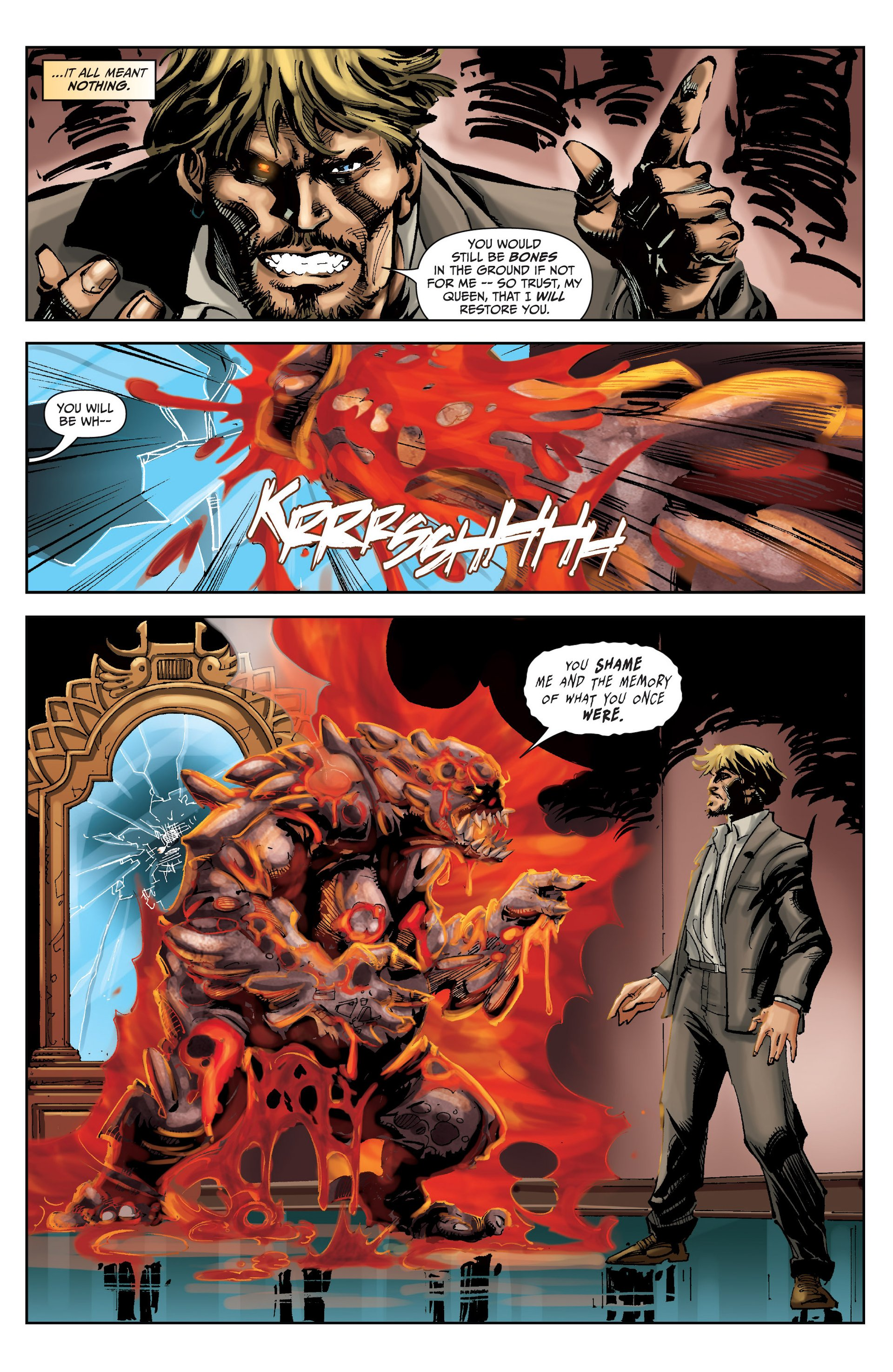 Grimm Fairy Tales (2005) Issue #88 #91 - English 7