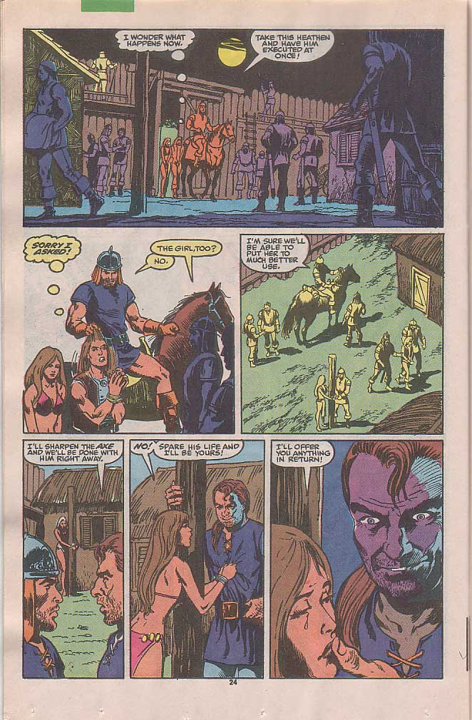 Conan the Barbarian (1970) Issue #236 #248 - English 19