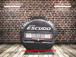 cover ban mobil suzuki escudo