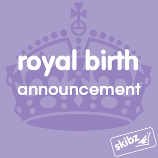 Royal birth announcement