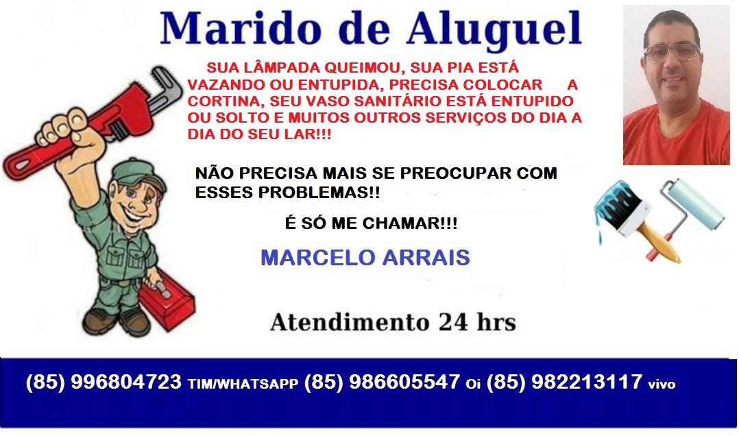 MARCELO ARRAIS  (85) 996804723 TIM / (85) 986605547 OI