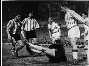 Ferencvarosi 3 - Athletic 0