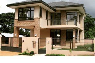 2 storey house design pictures