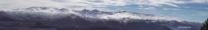 """Sierra Nevada: la """"Montaña del Sol y del Aire"""". Deja que sea ella quien te abrace"""