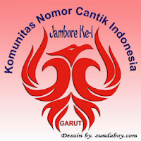 logo Jambore Komunitas Nomor Cantik Indonesia