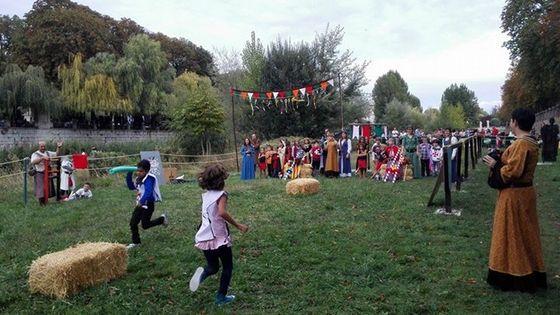 imagen_burgos_cid_mercado_medieval_cidiano_carreras_niños