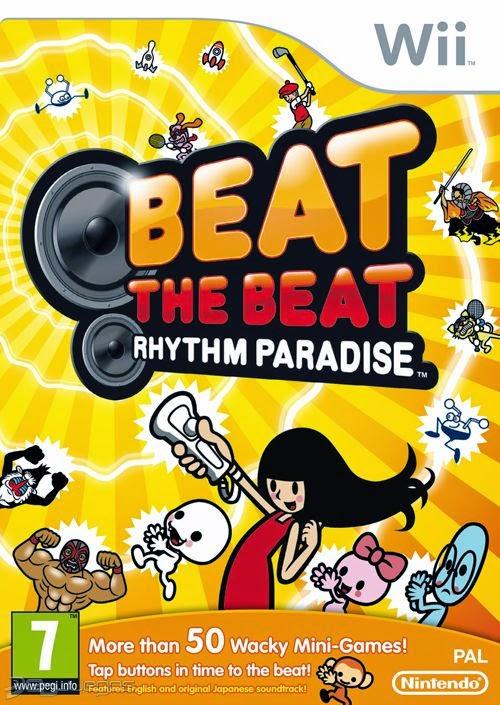 Beat the Beat: Rhythm Paradise [Wii][PAL][Español][UA]