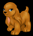 Stardoll Free Lego Friends Dog