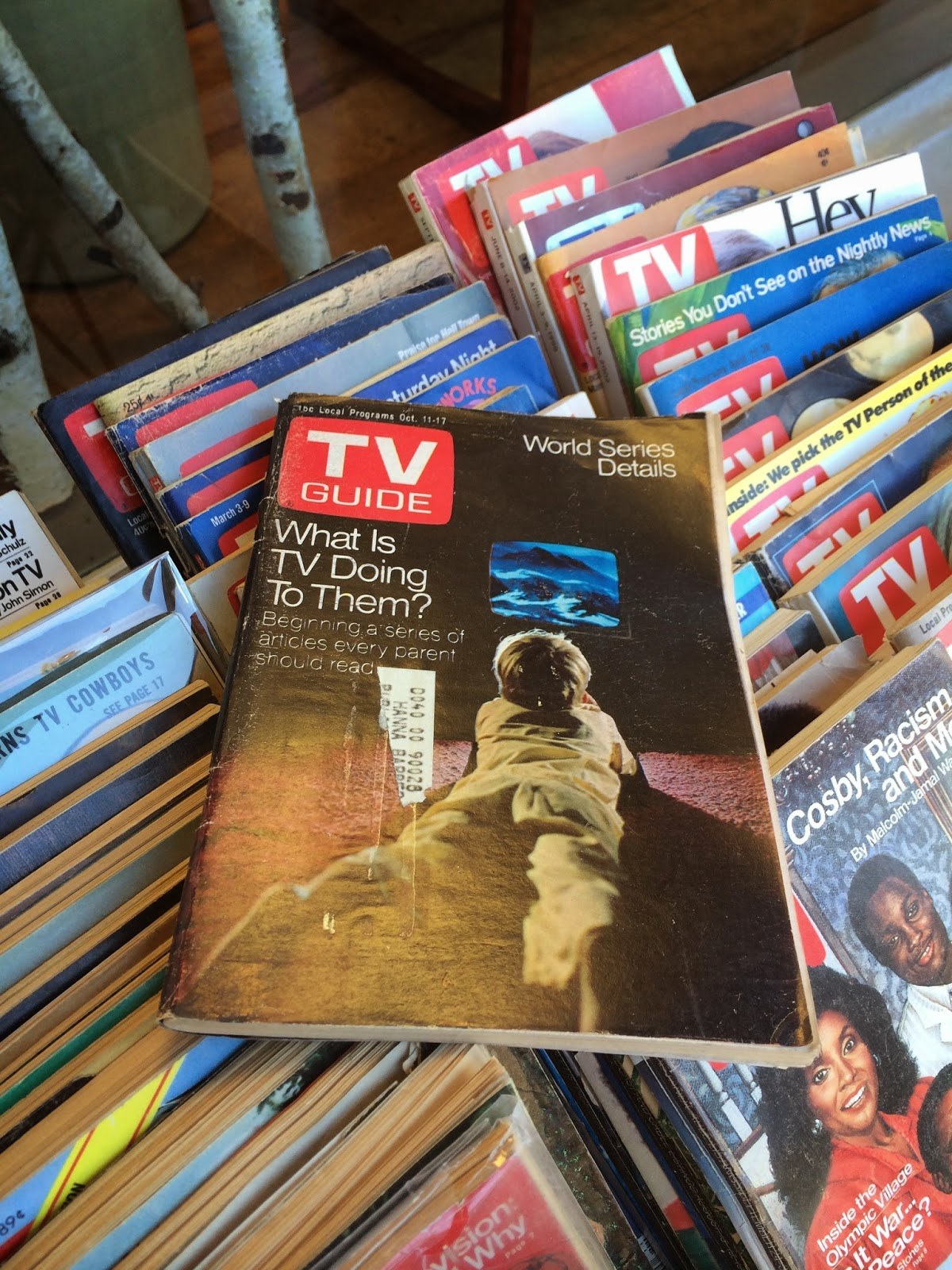 Vitage TV Guide