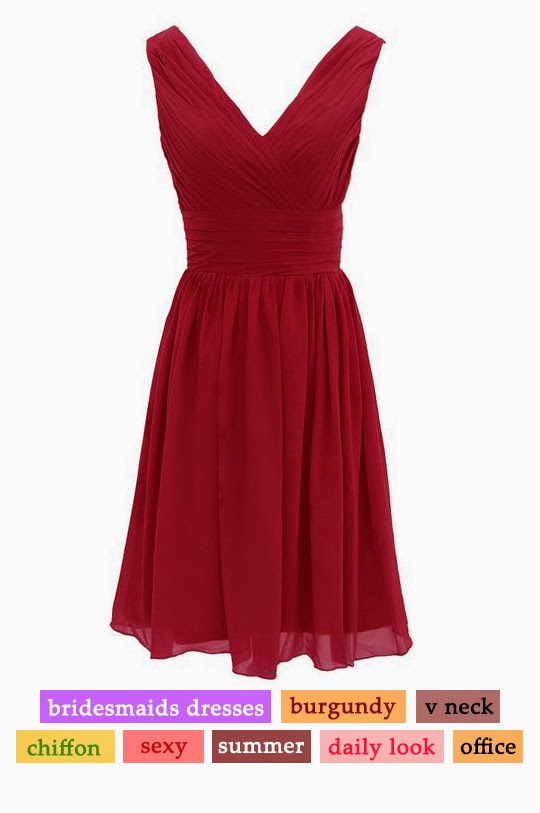 wear again burgundy bridesmaid dress