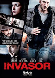 Invasor - DVDRip Dual Áudio