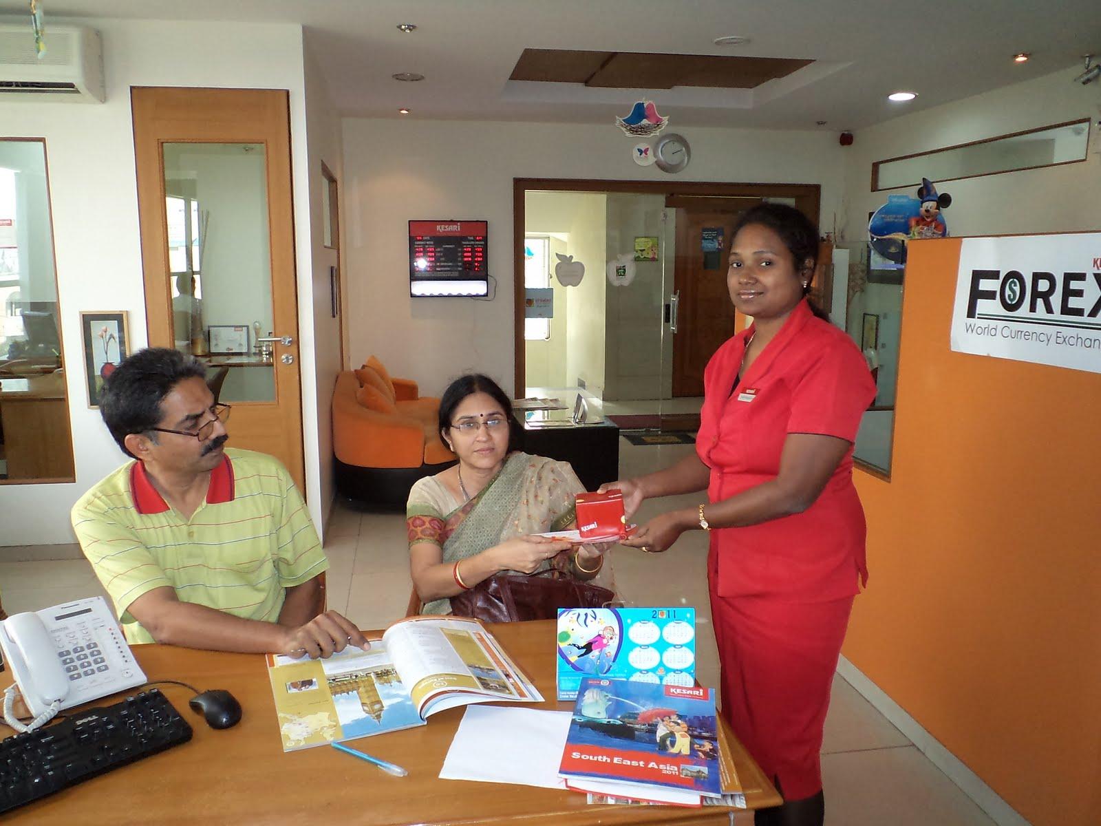 Kesari Tours Office In Hyderabad