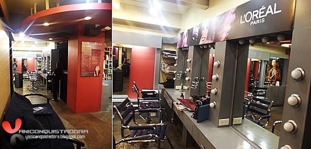 Azta Urban Salon in Katipunan