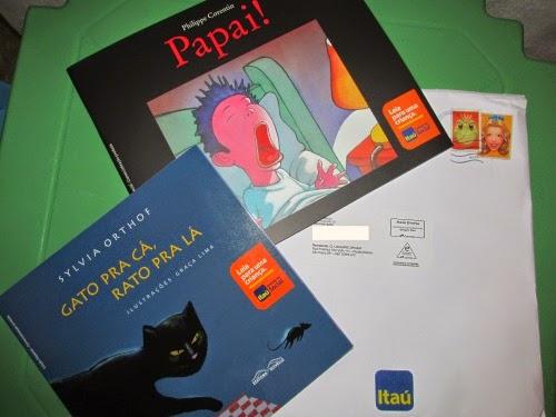 Livros Infantis da coleção Itaú 2014