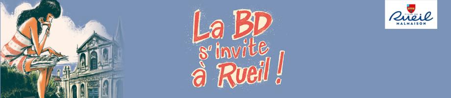 La BD s'invite à RUEIL !