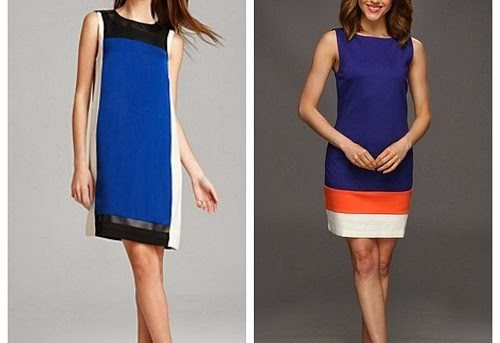 Western wear for women: Look uber-chic in color-block dresses
