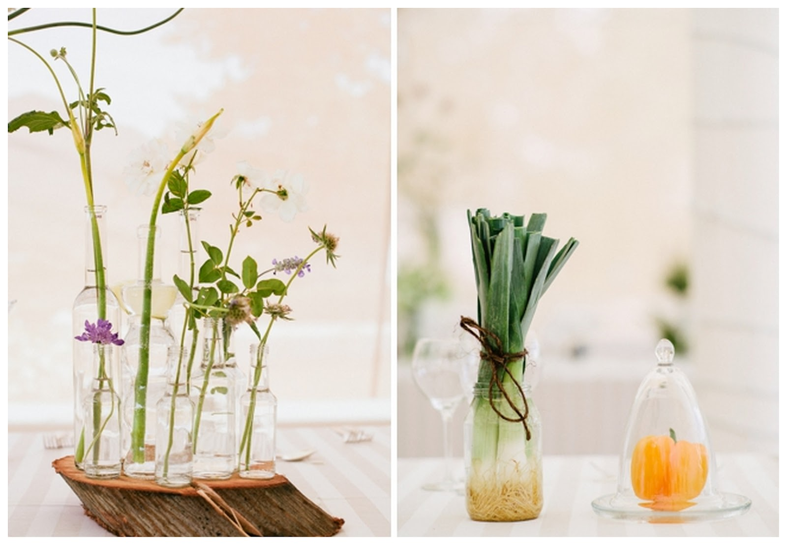 Real Botanical Themed Wedding: Josi & Jamess