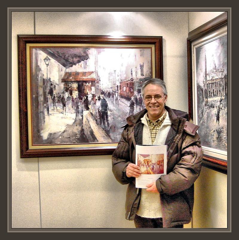 Ernest descals artista pintor 11 01 2006 12 01 2006 - Cuadros para salon el corte ingles ...