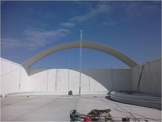 Cadiz nave industrial en cadiz for Cobertizos prefabricados metalicos