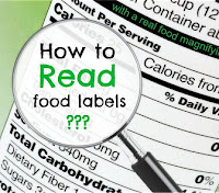 guide to read food labels