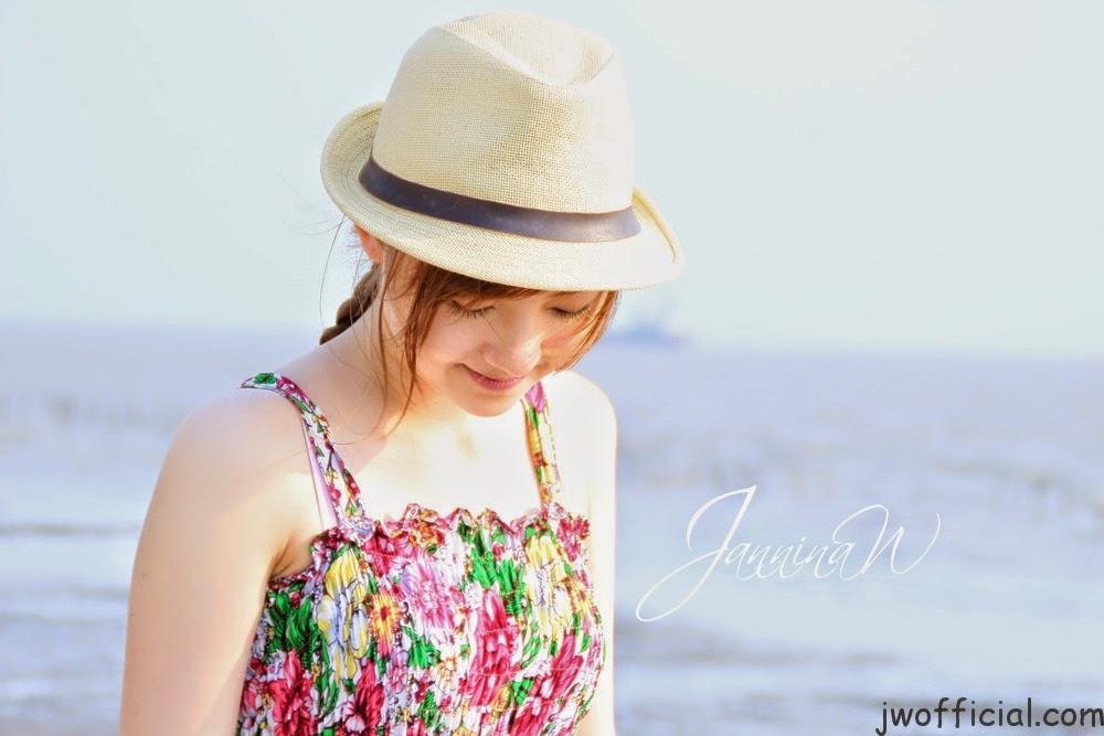 Kumpulan Foto Jannina W Terbaru