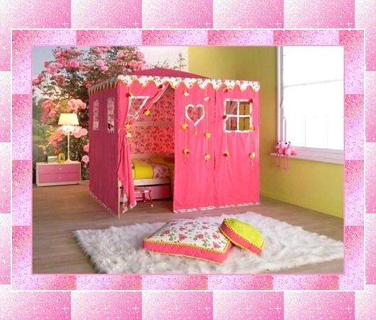 Cama dormitorio casita infantil idea hogar original para - Dormitorio infantil original ...