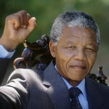 Predsjednik Južne Afrike Nelson Mandela
