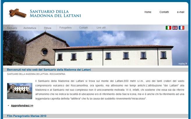 Mavia siti web bari santuario della madonna dei lattani for Siti di arredamento interni