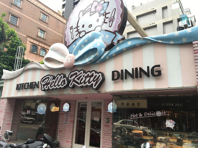 themed cafes pink cute travel must see visit